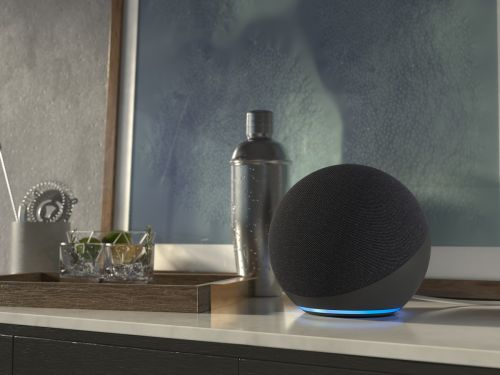 Amazon Echo Gets A Brand New Spherical Makeover
