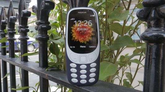 Nokia 3310 is only £19.99 now so you can get your retro phone fix