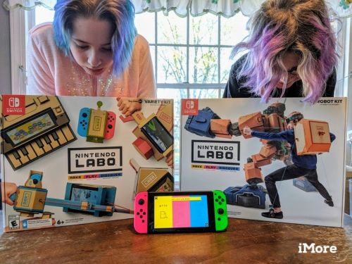 Nintendo Labo Review: Through the eyes of a child