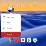Google Phone v17 scores Facebook Messenger-like floating chatheads with in-call controls