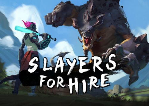Slayers for Hire free to play platform fighting game