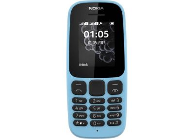 New Nokia 105 Mobile Phone Announced