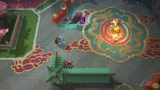 Battlerite goes free-to-play with an official release on November 8