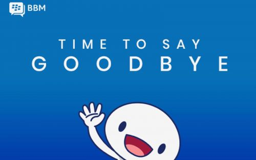 BlackBerry Messenger shutting down next month, new iOS app for enterprise users coming