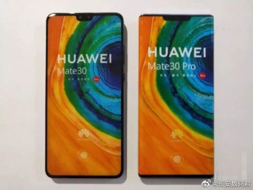 Huawei Mate 30 Pro To Offer Crazy 7,680fps Slow-Motion Video Recording