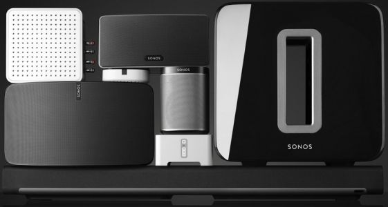 How to control your Sonos speakers from the app