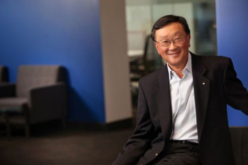 BlackBerry's CEO Claims They Are 'Out Of Danger'