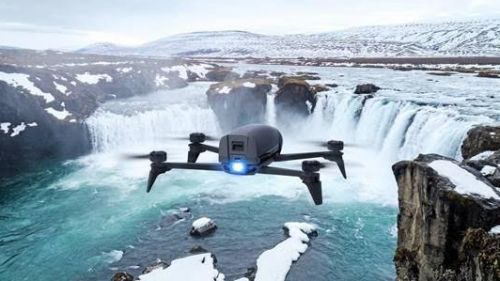 Parrot Bebop 2 Power drone offers an hour of flying time - with a catch