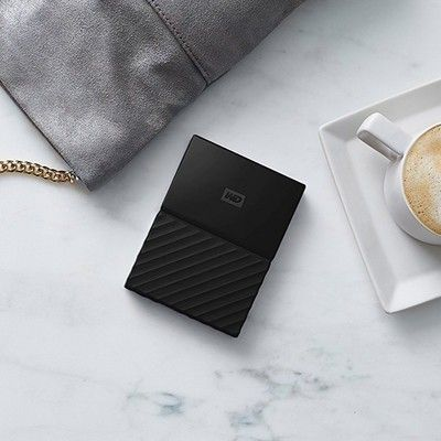 WD's portable 1TB My Passport drive is down to $50 at Amazon