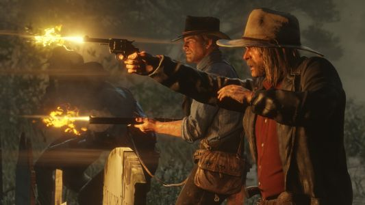 """Red Dead Redemption 2 is a """"65 hour"""" game with a 2,000 page script"""