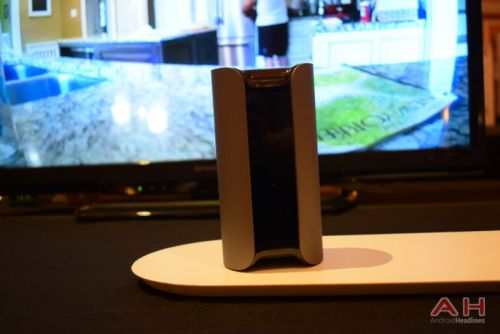 Hands-On With The Canary View Indoor Security Camera - CES 2018