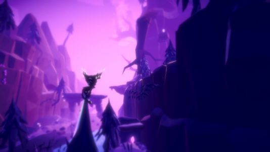 Fe review - a conversation with a breathtakingly beautiful alien forest