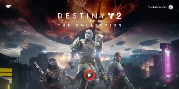 PSA: Destiny 2 is down on all platforms, not just Google Stadia