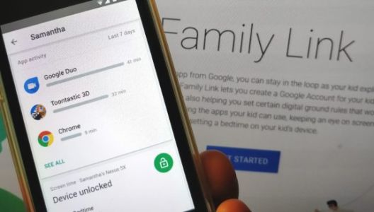 Google rolls out Family Link per-app time limits and bonus time