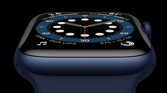 Apple Unveils Apple Watch Series 6 With Blood Oxygen Monitoring and New Color Options