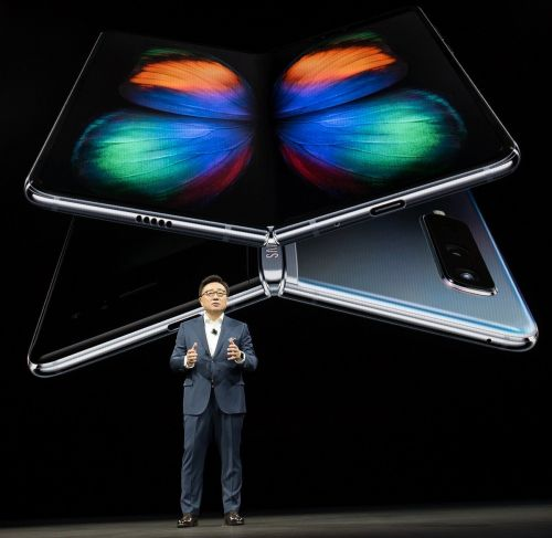 This Is How Samsung Is Improving The Galaxy Fold