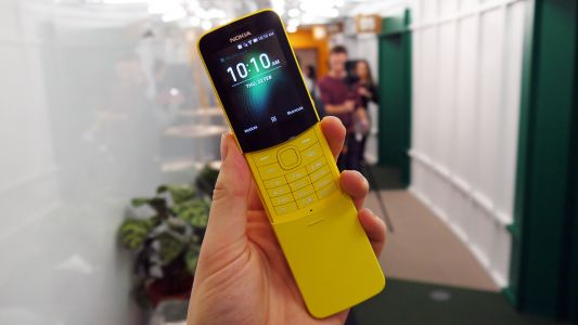 Nokia 8110 banana phone reboot is finally available for pre-order