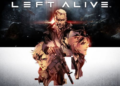 Left Alive, Survival Action Shooter TGS 2017 Announcement Trailer