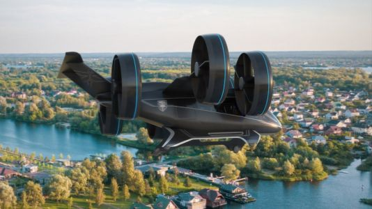 Boeing and Bell's 'flying cars' will be the first of many