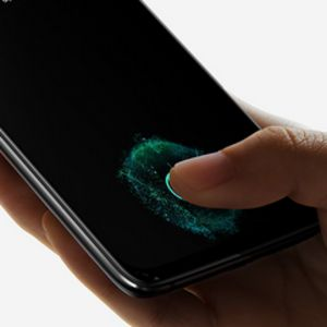 The Screen Unlock in-display fingerprint scanner on the OnePlus 6T gets faster over time