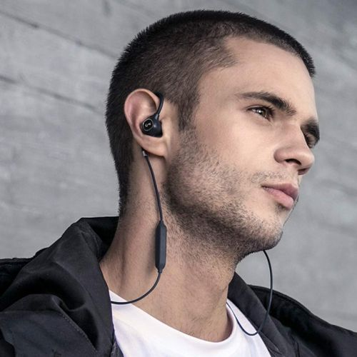 Aukey's new B80 Bluetooth Earbuds are now 30% off in red, black, or white