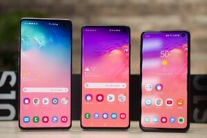 Amazon is offering big discounts on Samsung's Galaxy S10 family with no strings attached
