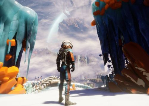Journey to the Savage Planet gameplay trailer