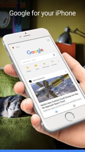 Google iOS App Will Now Recommend Related Articles