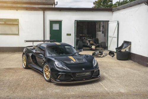 Lotus Exige Type 49 And Exige Type 79 Unveiled At Goodwood