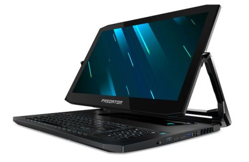 Acer at CES 2019: Predator Triton Gaming Laptops With RTX GPUs