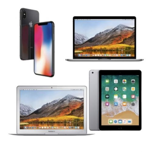 Save on iPhone X, MacBook Pro, iPad 2017 and more in Best Buy's latest 4-day sale