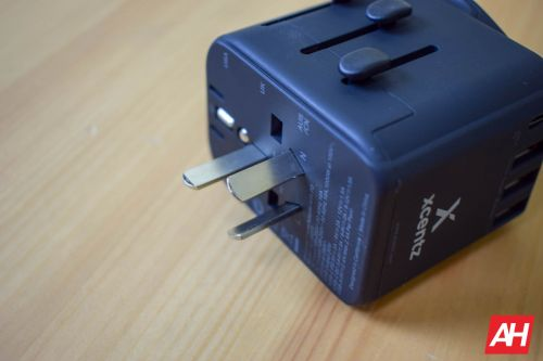 Xcentz Universal Travel Adapter Review: The Most Essential Travel Accessory