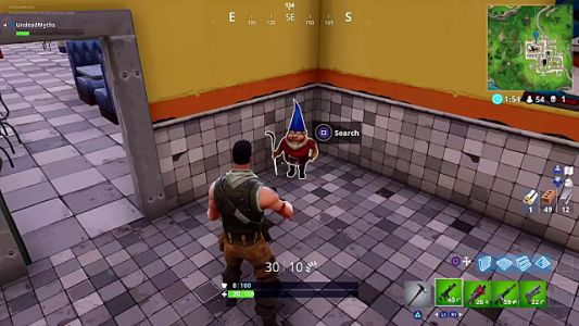 Fortnite Challenge Guide: Search Hungry Gnomes
