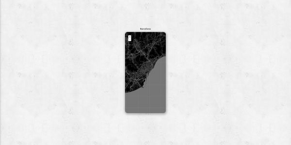 Make custom map wallpapers of your favorite locations for your phone using Alvar Carto