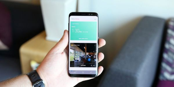 Samsung Galaxy S8, Active and Note 8: How to disable the Bixby button