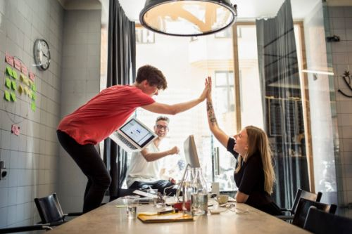 How small businesses can leverage enterprise-grade technology for big results