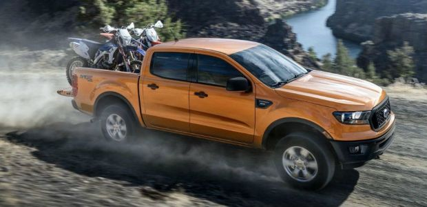 2019 Ford Ranger Returns To the U.S.: Mid-size Pickup Truck Makes Debut At 2018 Detroit Auto Show