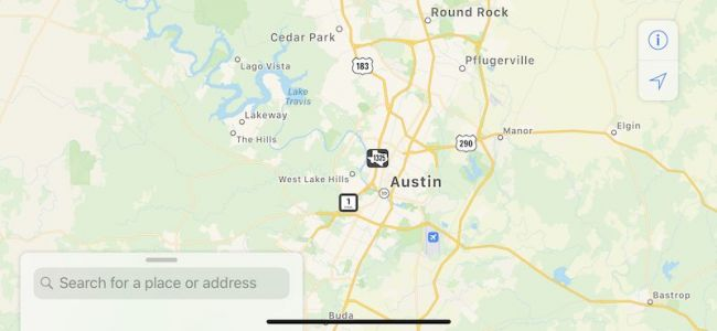 Revamped Apple Maps Now Available in Texas, Louisiana, and Southern Mississippi