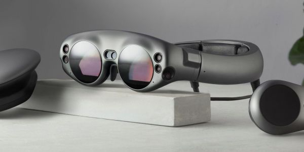 Report: Magic Leap missed early sales target, Sundar Pichai no longer on board