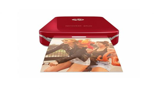 HP Sprocket Plus is the world's thinnest portable photo printer at Rs 8,999