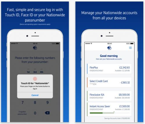 U.K. Mobile Banking Apps Begin Offering Face ID Authentication Support