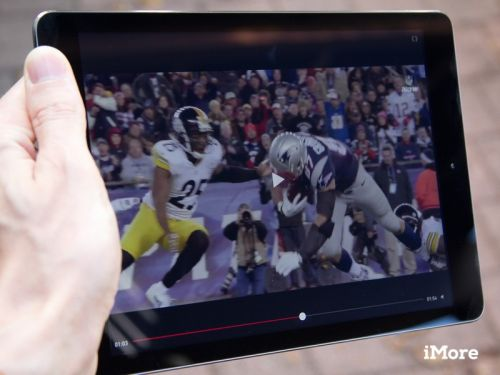 Watch NFL games on your iPhone or iPad right now