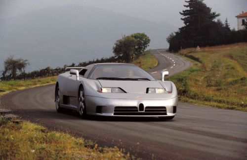 This Bugatti EB110 video is a great reminder of the 1990s supercar boom