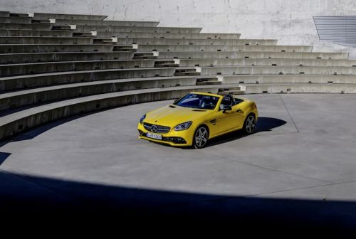 Mercedes SLC Final Edition gets official
