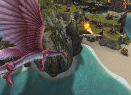 Pocket Gems launches Atlas expansion for War Dragons