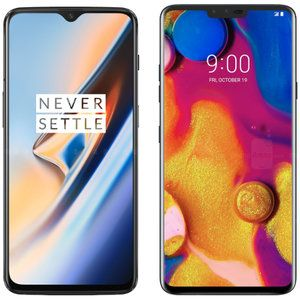 Popularity contest: OnePlus 6T stomps LG V40