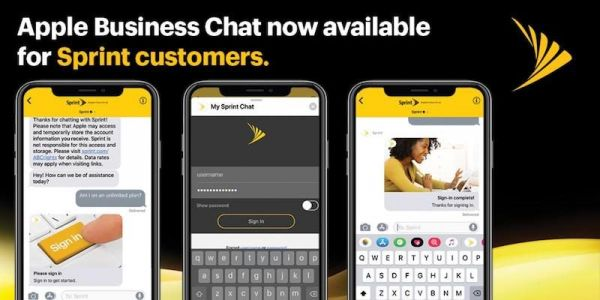 Apple Business Chat Expands to Sprint Customers, TD Ameritrade Deposits via Apple Pay, and More