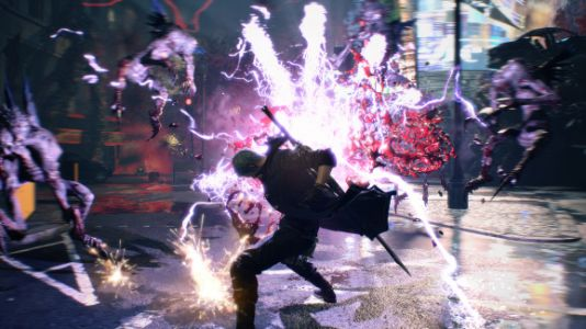 Devil May Cry 5 sales pass 2 million