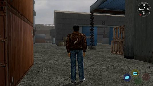 Shenmue 1+2 Guide: How to Find Warehouse 8