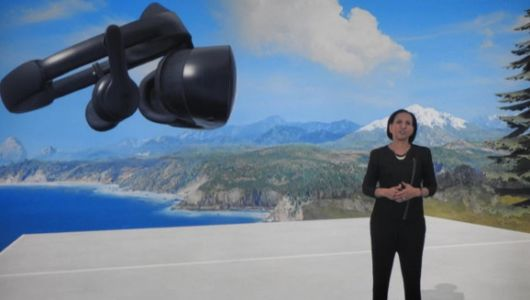 Samsung HMD Odyssey hands-on: VR doesn't have to be difficult